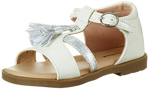 Max Solid Tassel Detailed Sandals