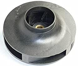 small Armstrong 816304-321, 3/4 inch NFI casing impeller assembly, used with Armstrong S55 pump