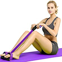 Forcado Pull Reducer, Waist Reducer Body Shaper Trimmer for Reducing Your Waistline and Burn Off Extra Calories, Arm Exercise, Tummy Fat Burner, Body Building Training, Toning Tube (Multicolor)