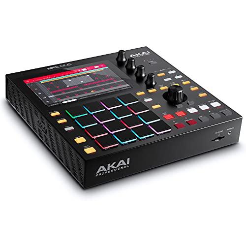 Akai Professional MPC One – Drum Machine, Sampler & MIDI Controller with Beat Pads,...