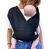 LÉANGE : Écharpe de portage-mains libres rassurant et renforce le lien avec votre nouveau né. facile d'utilisation,...