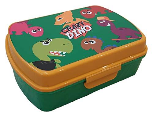 IRP Crazy Dino Kl10692 broodtrommel voor school
