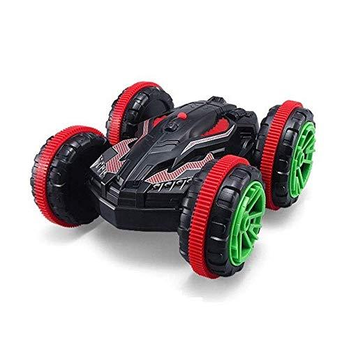 ZAKRLYB 2,4 GHz Canal Anfibio de control remoto de coches de juguete a prueba de agua Resistencia a la caída de ChargingRC de niños for automóviles de juguete de regalo de gran capacidad en las cuatro