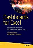 Dashboards for Excel...
