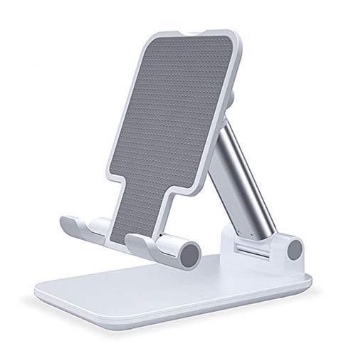 Soporte ajustable del tenedor del teléfono móvil Soporte de la tableta del soporte para el IPhone IPad