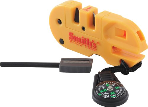 Smith's 50364 Pocket Pal X2 Sharpener &...