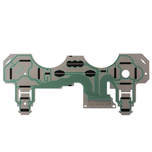 Timorn Pièces de Rechange Clavier conducteur Film pour Sony PS3 DualShock 3 Wireless Control (SA1Q194A) (10 pièces)