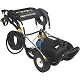 NorthStar Electric Cold Water Total Start/Stop Commercial Pressure Washer -3000 PSI, 2.5 GPM, 230 Volts