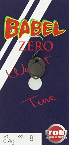 ROB LURE(ロブルアー) ルアー バベルZEROウェイトチューン#Z8チョコレートGL スプーン