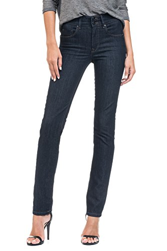 Salsa Damen Jeans 921016692110727A, Gr. 28/30, Blau (A)