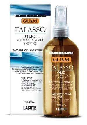 Talasso Olio Massaggio 200 ml Olio Rassodante AntiCellulite Corpo
