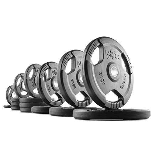XMark Fitness Olympic Plates