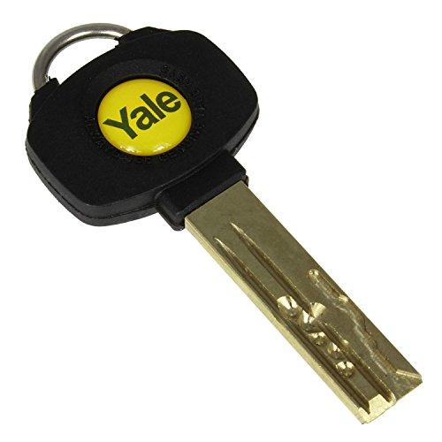 2 x Extra Keys for YALE Platinum Euro Cylinder - Genuine Branded Key...