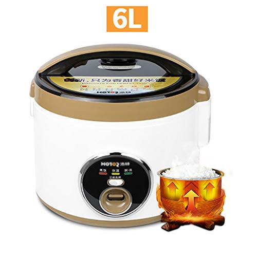 Read About Rice Cooker (3 liters / 500W / 220V) Home Intelligent Insulation Multi-function Quality I...