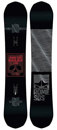 ROME Herren Freestyle Snowboard Blackjack 156