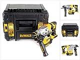 Dewalt DCH283NT-XJ Tassellatore SDS-Plus a Percussione, Motore Brushless, 3 modalità di Lavoro, in...