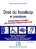Droit du handicap: Guide juridique et...