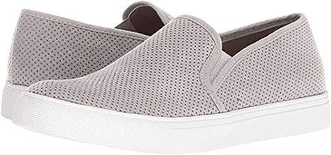 Steve Madden Women's Zarayy Skate Shoe, Lt Grey, 6.5