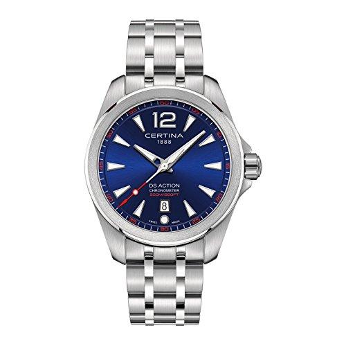 Certina DS Action Men Horloge C032.851.11.047.00