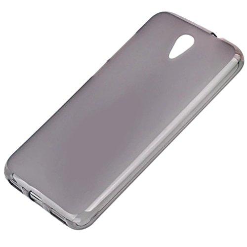 Owbb Schwarz TPU Hülle Hülle für UMI EMAX Mini Smartphone aus Weich Silikon Handy Hülle durchsichtige Schutzhülle