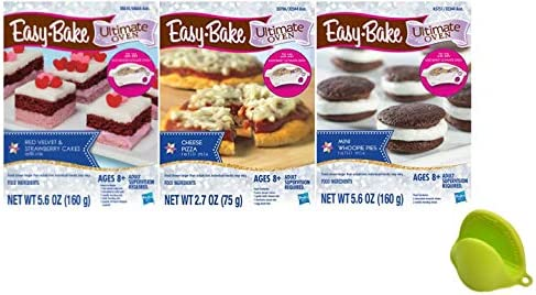 Be super welcome INTERC Easy Bake mitt Max 41% OFF Mixes 3pack