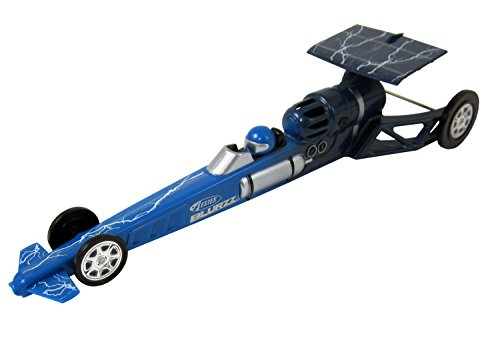 Estes Blurzz Rocket-Powered Dragster Storm Toy, Blue