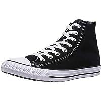 Converse Chuck Taylor All Star Core Hi - Botines de lona unisex, color negro (blk), talla 39