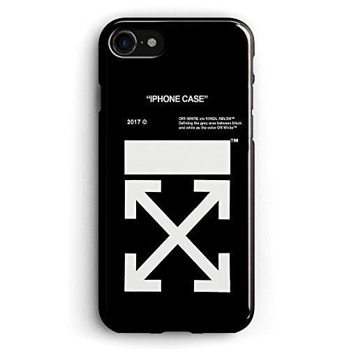 WorldSell Funda de Silicona Suave Case Cover Protecci/ón C/áscara Soft Gel TPU Carcasa Funda para iPhone X-XS Brands 051 Spiderman