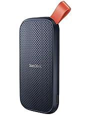 SanDisk Przenośny dysk SSD, prędkość odczytu do 520 MB/s