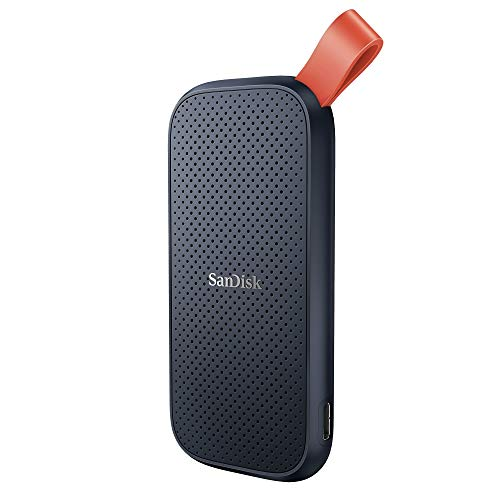 SanDisk 1 TB Portable SSD, bis zu 520MB/Sek. Lesegeschwindigkeit