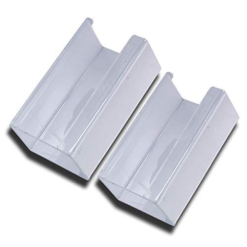 Handschuh-Halter aus Plexiglas, Handschuh-Spender, Handschuh-Dispenserhalter, Wandhalterung für Einmalhandschuhe, in verschiedenen Größen erhältlich, Größe:M