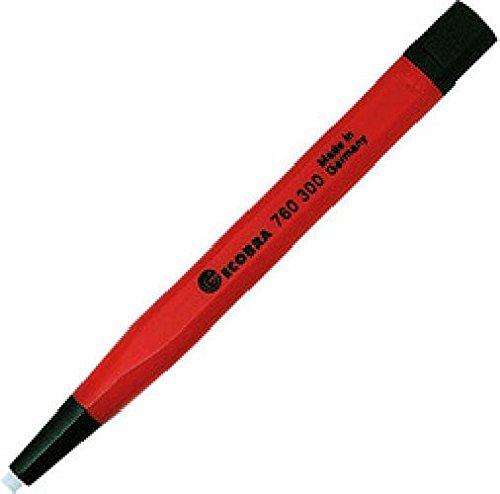 Ecobra vetro Radierer nachfuellbar incl. 1vetro pennello # 760300