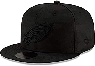 New Era Blackout Camo Play 9FIFTY Adjustable Snapback Hat