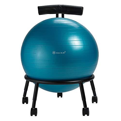 Gaiam Custom Fit Balance Ball Ch