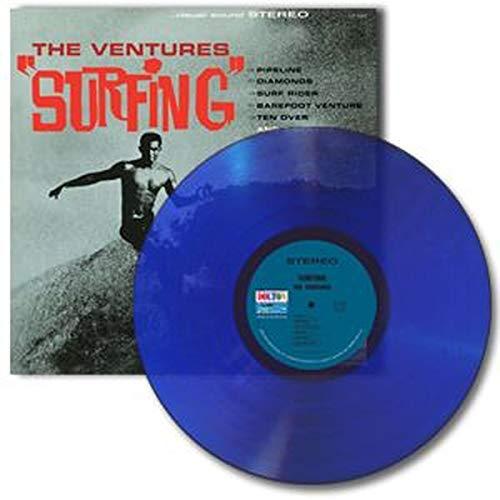 Surfing (BLUE VINYL)