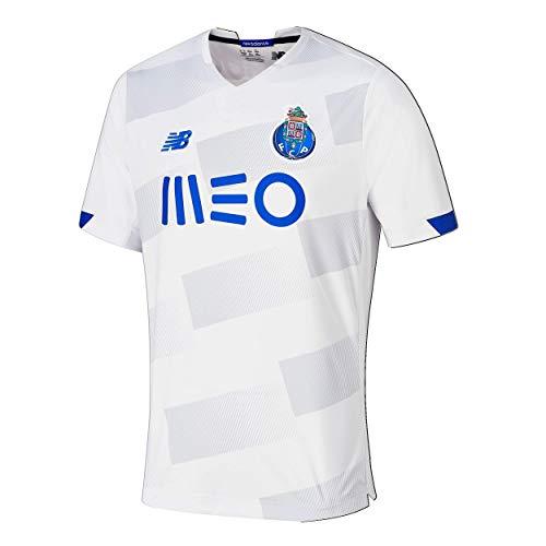 New Balance FC Porto 3rd SS Jersey Replica Trikot Dritter Fcp für Herren L weiß
