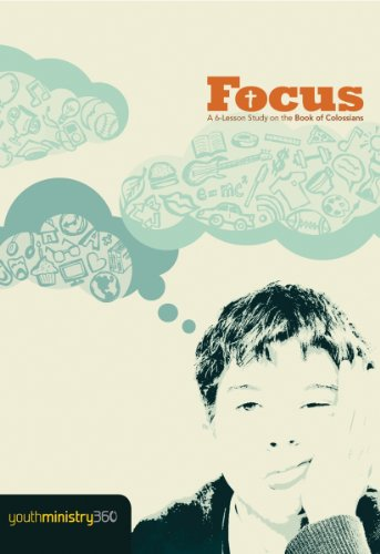 Focus: A 6-lesson Study on the Book of Colossians (video-DVD)