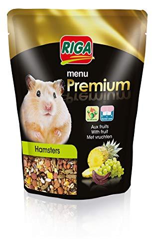 Riga Menu Premium Nourriture pour Hamster 500g
