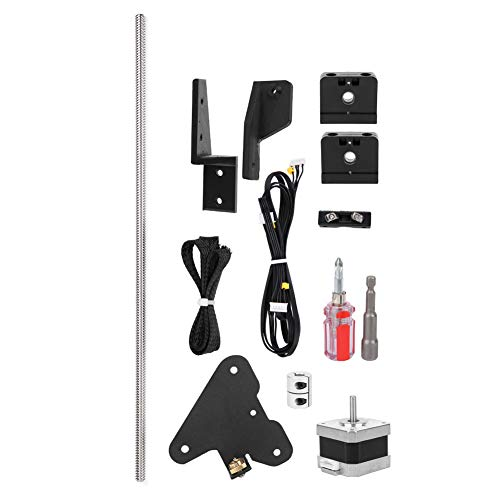 Ladieshow Dual Z Axis Upgrade DIY Kit for Creality Ender 3S/Ender‑3 Pro 3D Printer Accessories