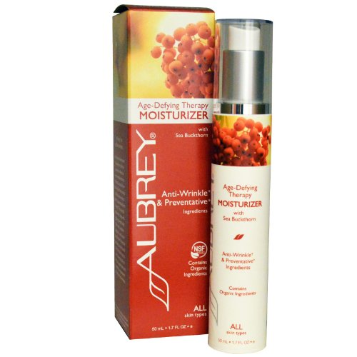 Aubrey Organics: Age-Defying Therapy Gesichtsfeuchtigkeitscreme (50 ml)