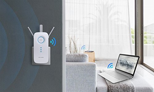 TP-Link AC1750 WiFi Range Extender with High Speed Mode and Intelligent Signal Indicator (RE450) (Renewed)