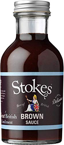 Stokes Brown Sauce - Pack Size = 6x320g