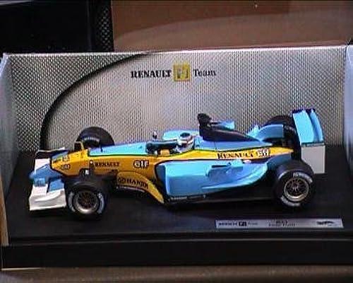 Renault F1 R23 JarnoTrulli 2003 1 18 MATTEL B7019