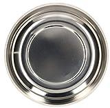 KOTARBAU Magnetschale Ø 148 mm Rund Magnetschüssel Magnetische Werkzeugschale Schraubenschale