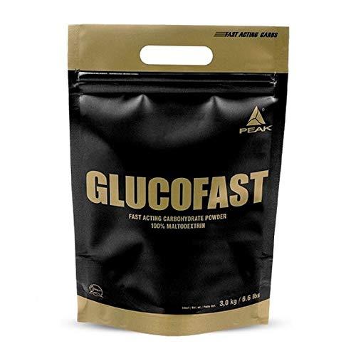 PEAK SHAKER & Glucofast Maltodextrin, 3000g Beutel