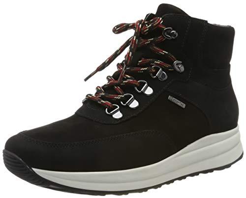 Gabor Shoes Damen Jollys Stiefelette, schwarz, 39 EU