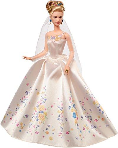 Mattel Disney Princess CGT55 - Hochzeitskleid Cinderella