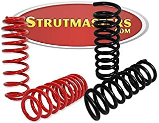 Strutmasters 4 Wheel Air Suspension Conversion Kit for 1990-2002 Lincoln Town Car