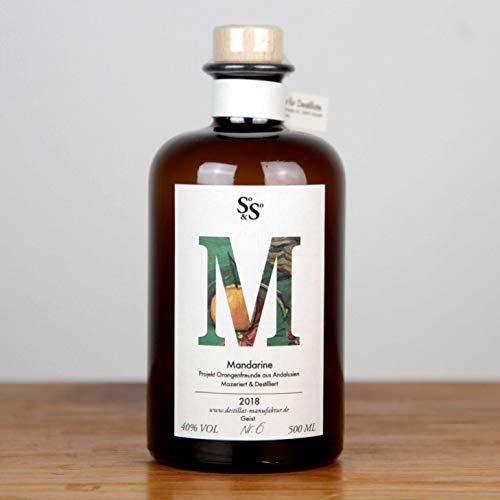 Geist der Mandarine – So&So Destillat Manufaktur