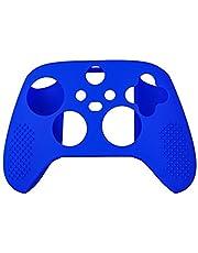 YUZI Etui ochronne kompatybilne z -Xbox Series S X kontroler silikonowa osłona kompatybilna z -Xbox Series S X Gamepad silikonowe etui